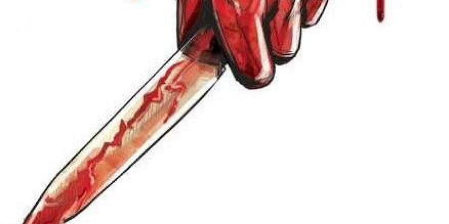 Stabbing, Chopped off