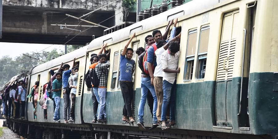 Railways cancels suburban train services in Chennai for