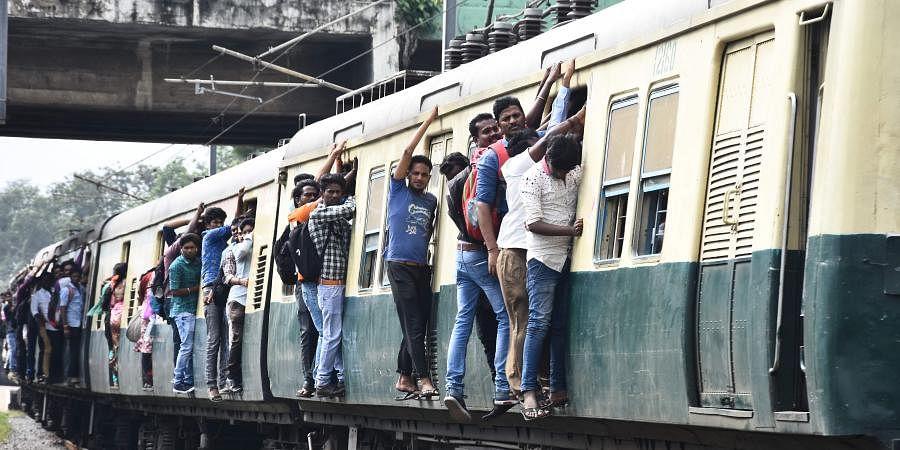 chennai suburban trains , chennai trains