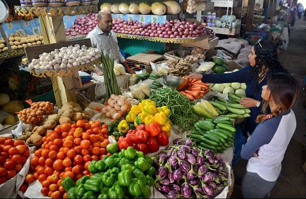 Rising food prices lift India's November retail inflation to 5.54 per cent