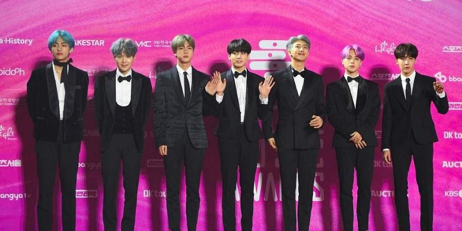BTS, Korean pop titans who conquered the West- The New Indian Express