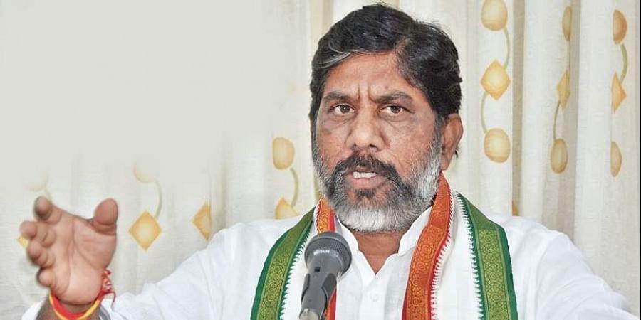 Telangana CLP leader, Mallu Bhatti Vikramarka