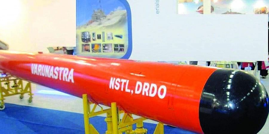 Visakhapatnam's BDL unit to supply Varunastra to Indian Navy