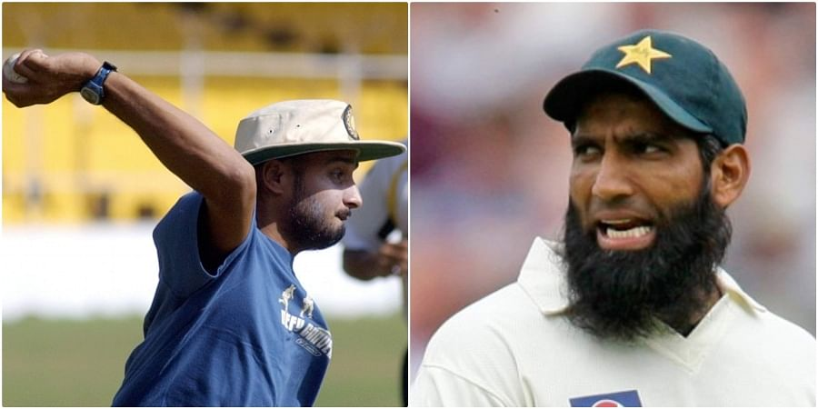 Harbhajan said indeed there are friendships off the field but on the field, it's the rivalry which drives the players from both the sides. (Photo   AFP)