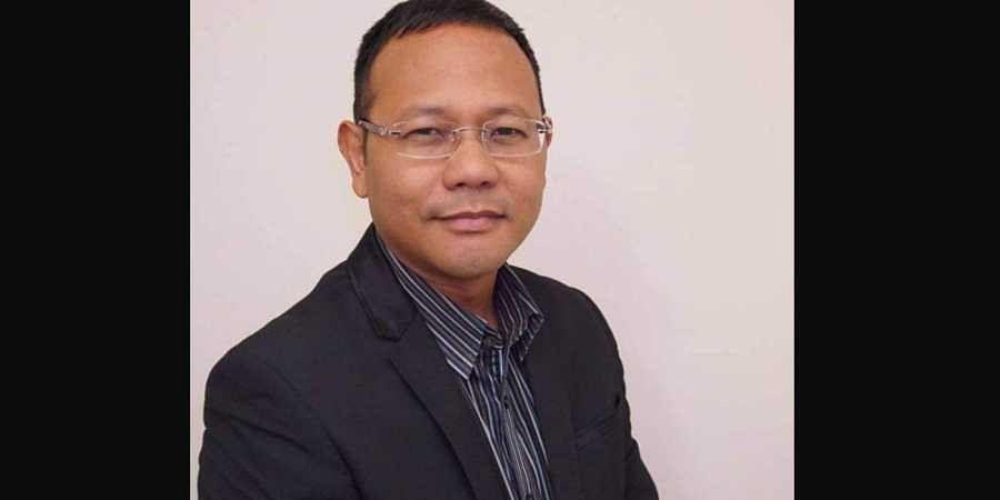 Meghalaya Home Minister James Sangma (Photo   James Sangma MLA Facebook)