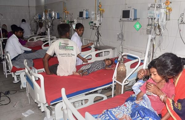 Muzaffarpur: Encephalitis Death Toll Rises To 69 Children