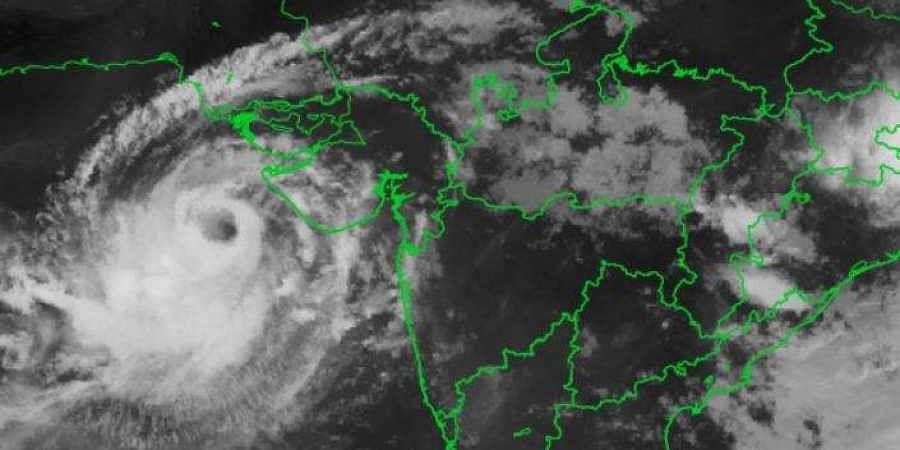 Cyclone Vayu, Gujarat