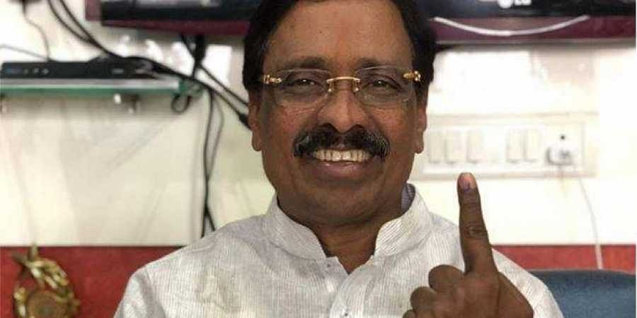 Ratnagiri-Sindhudurg MP Vinayak Raut