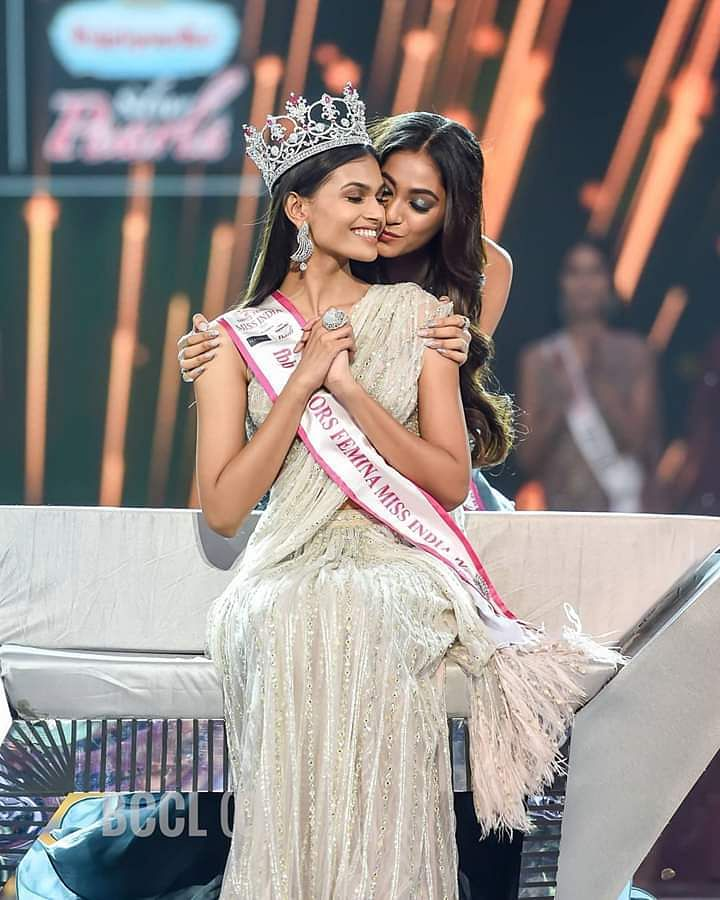 Miss_India_2019_winner_Suman_Rao_Photos