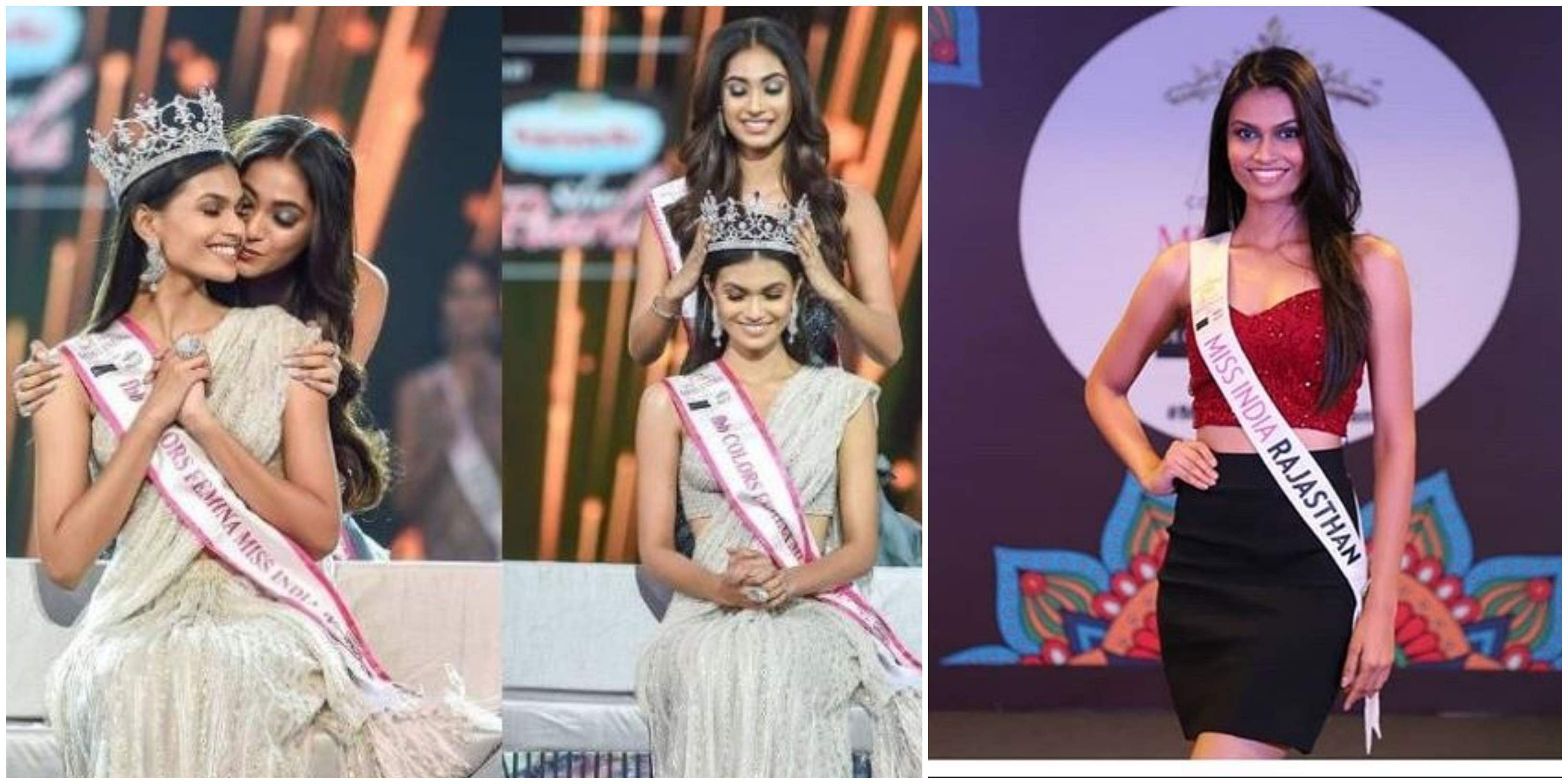 In Photos Who Is Miss India 2019 Winner Suman Rao The New Indian Express