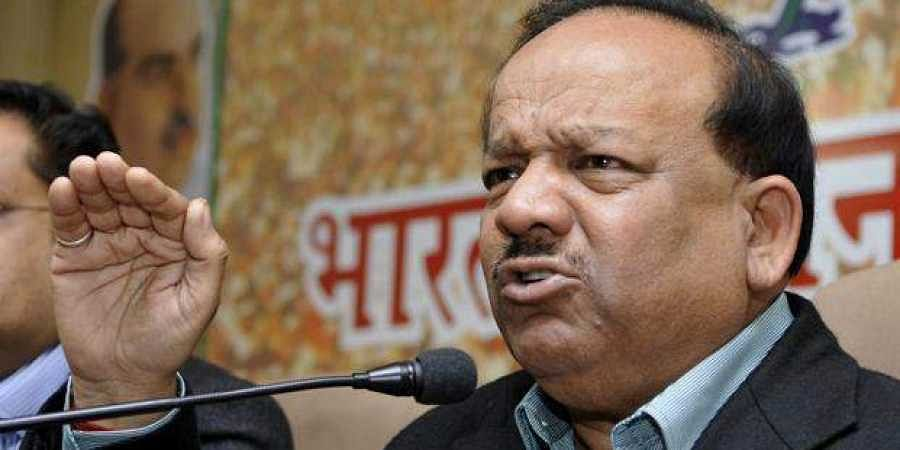 Harsh Vardhan named in Bihar children deaths case