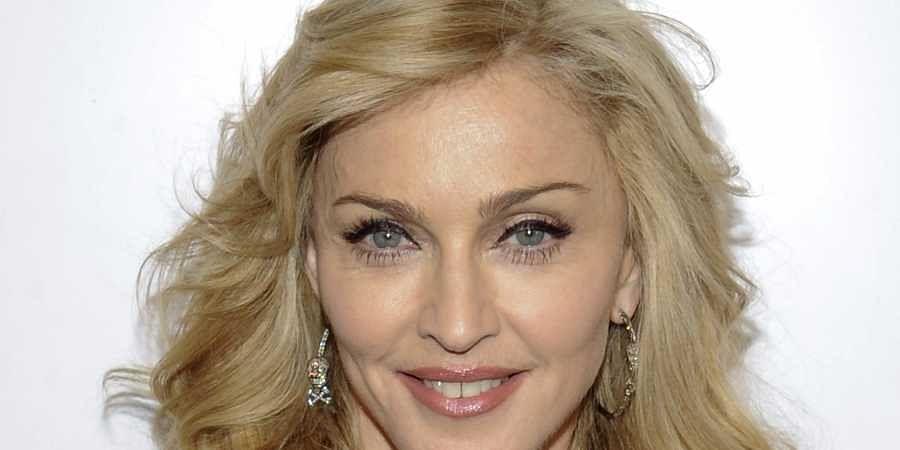 File photo of Madonna