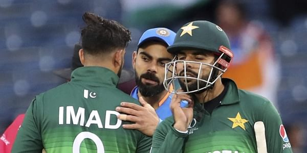 It is now 7-0 to India in World Cup clashes against Pakistan   AP