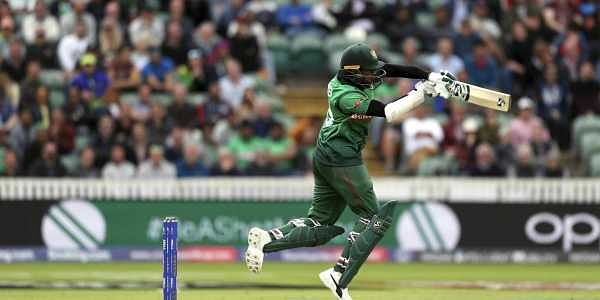 Another game, another century for Shakib in this World Cup   AP