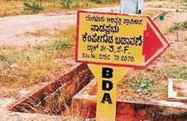 In a first, Bengaluru Development Authorityto build four bedroomhouses