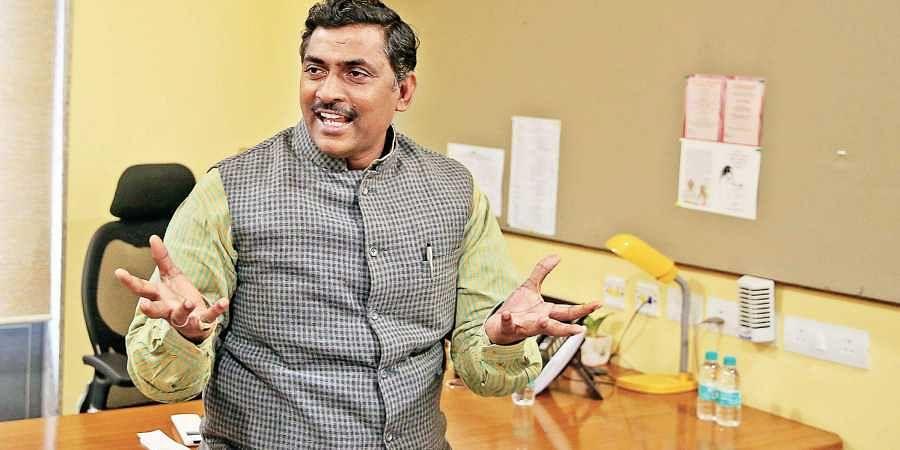 P Muralidhar Rao, BJP, Telangana BJP