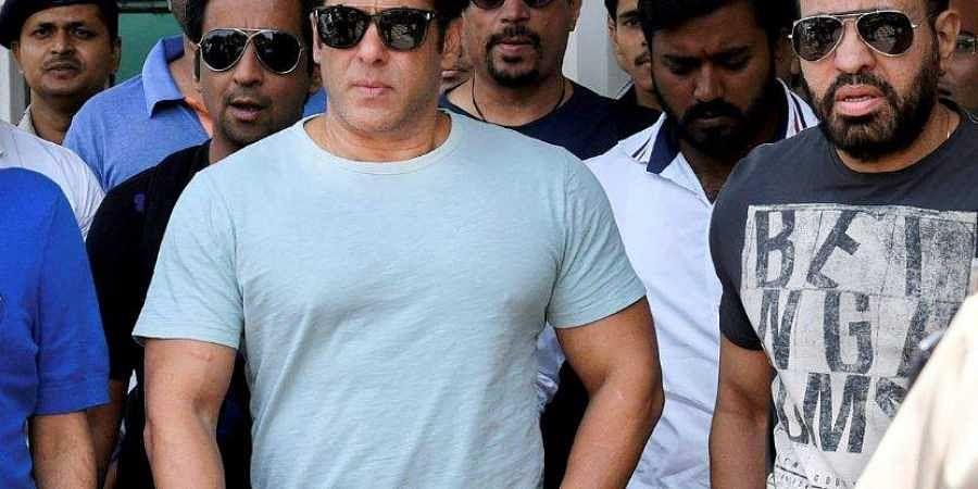 Bollywood actor Salman Khan (Photo   File/ PTI)