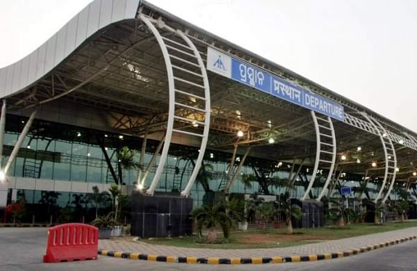 Biju Patnaik International Airport (File Photo | EPS)