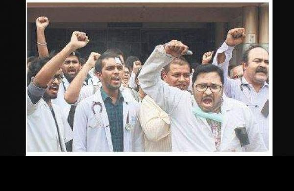 Doctors go on strike, many services in Telangana hit