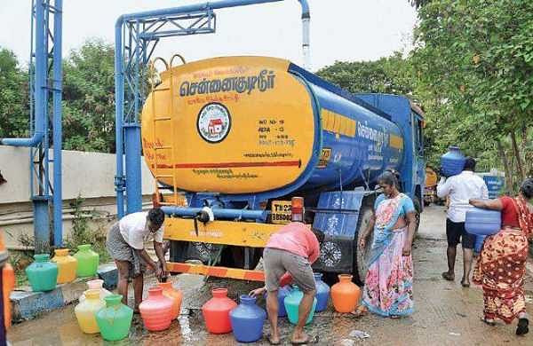 Chennai water crisis: Government forms zonal-level monitoring teams in city