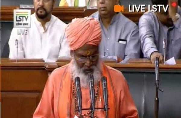 BJP MP Sakshi Maharaj gets death threat from a Pakistan number