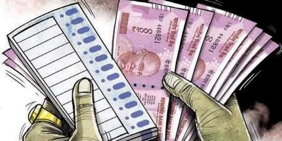 Politicians in Telangana had to spend as much as Rs 5,000 crore in the Assembly elections conducted in 2018.