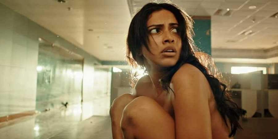 Amala Paul in 'Aadai' (Teaser screengrab)