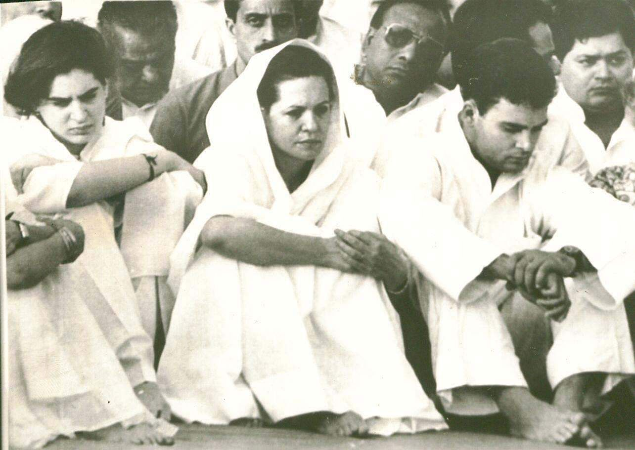 Rahul Gandhi rare photos