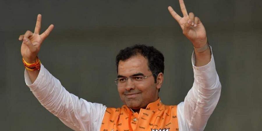 Parvesh_Verma_BJP