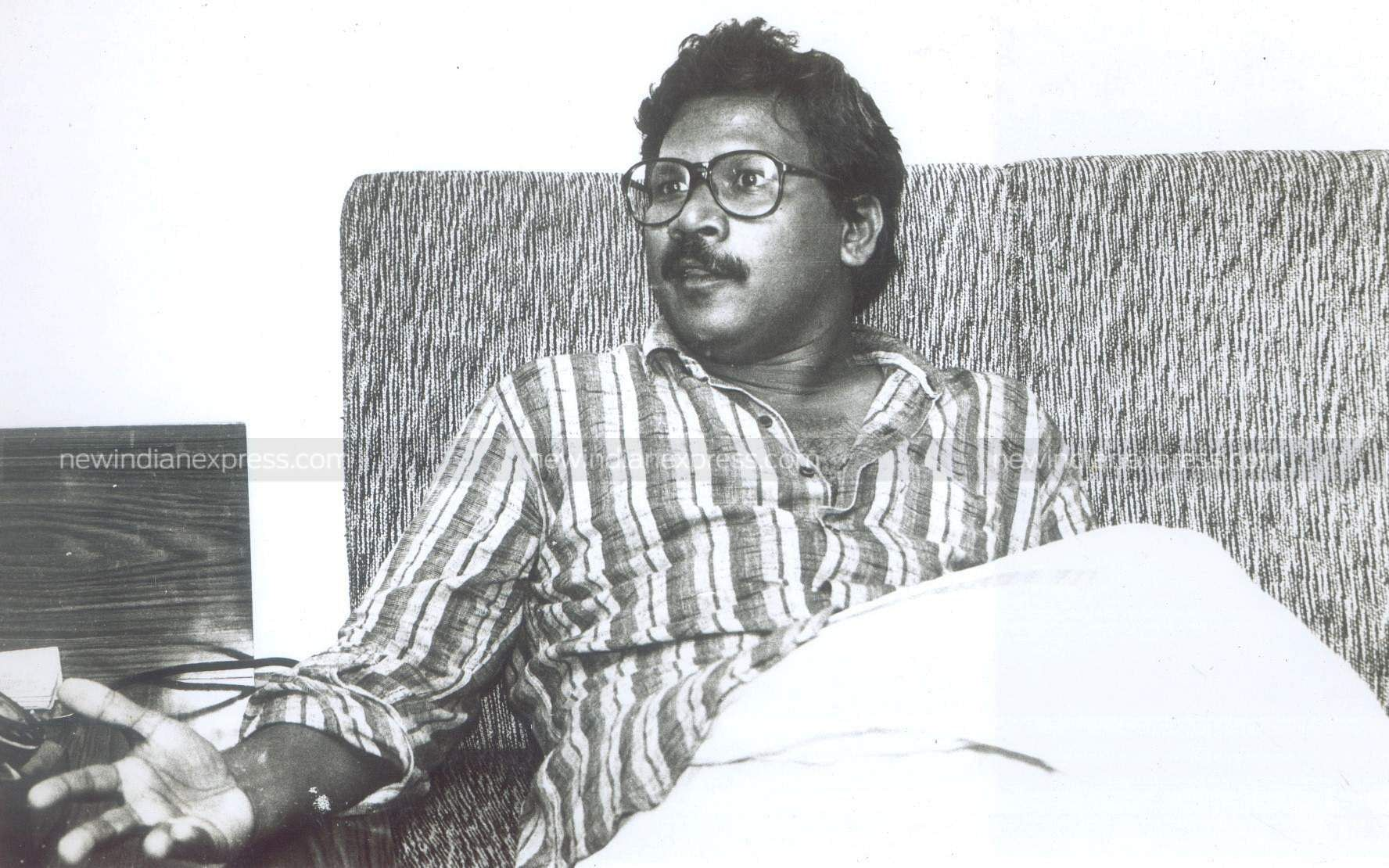 As Mani Ratnam turns a year older, let us take a look at some of the rare photos of the maverickfilmmaker.