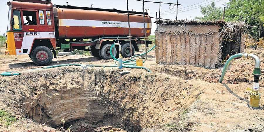 Areas in and around Chennai hit by acute water crisis- The