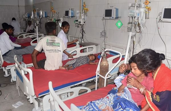 Three more children die in Bihar, Encephalitis toll touches 118