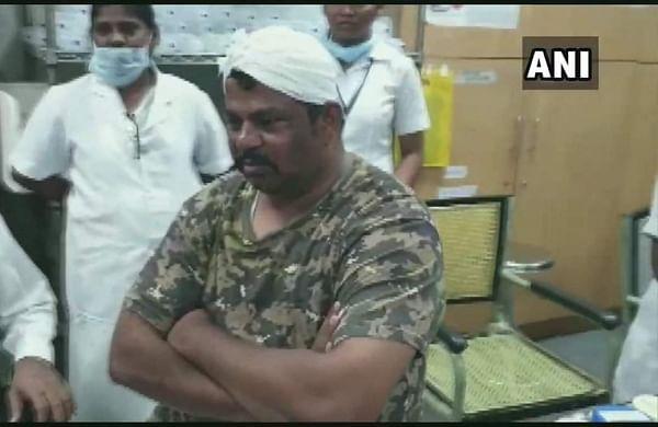 BJP MLA Raja Singh's injury self-inflicted:Hyderabad Police