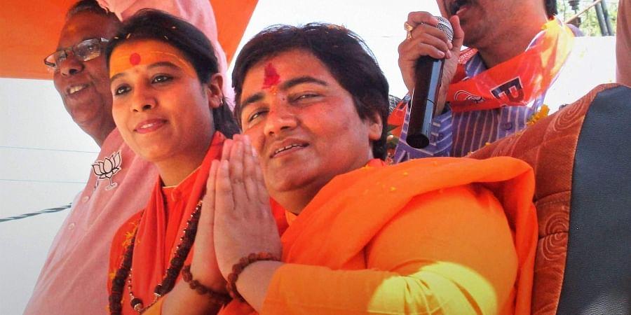 BJPs Bhopal Lok Sabha seat candidate Pragya Singh Thakur