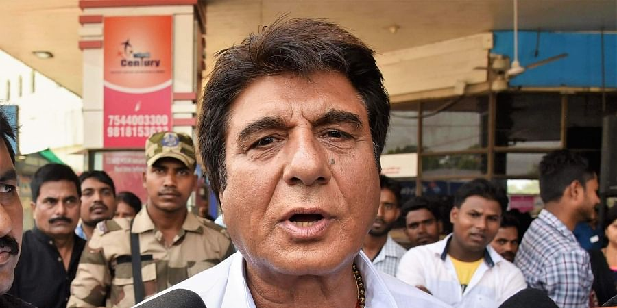 Uttar Pradesh Congress chief Raj Babbar