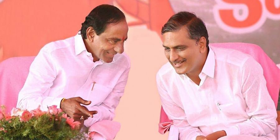 Harish Rao missing as State gears up for KLIS inauguration- The New