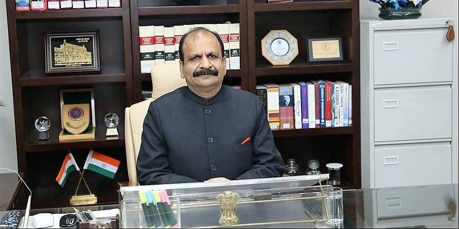 NIA chief Yogesh Chander Modi