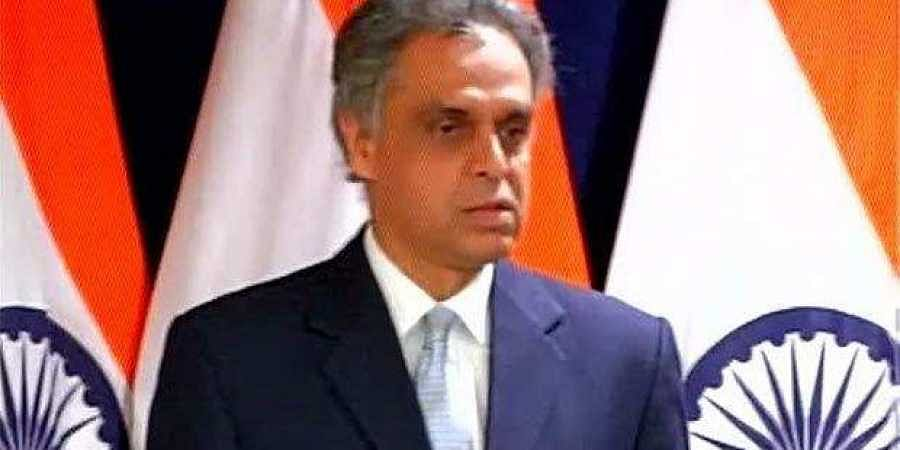 India's Permanent Representative Syed Akbaruddin