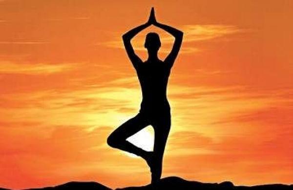 Christ Nagar School Celebrates Yoga Day The New Indian Express