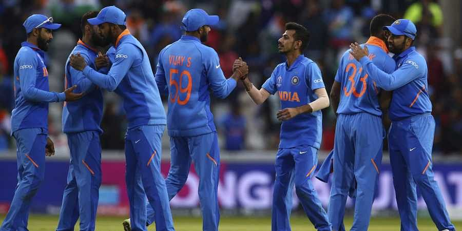 World Cup 2019 India Ready For Walk In Park Against