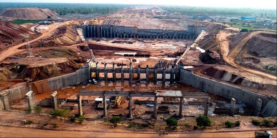 Kaleshwaram Lift Irrigation Scheme