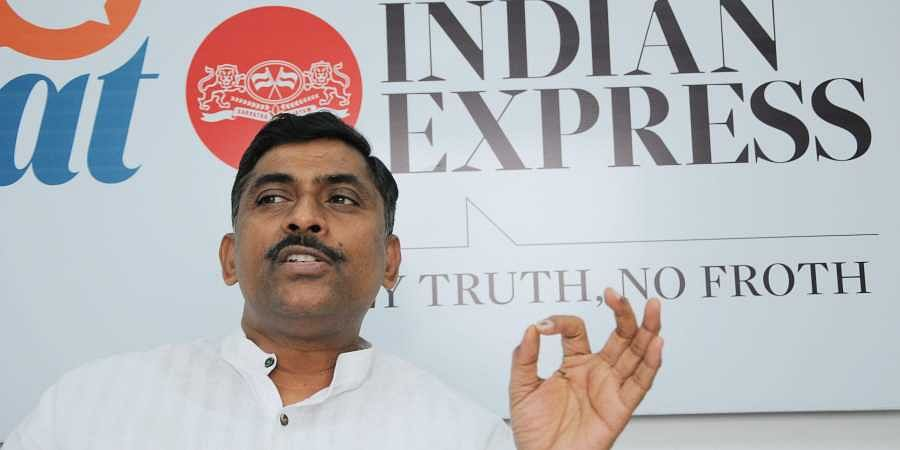 BJP General Secretary P Muralidhar Rao (Photo | EPS)