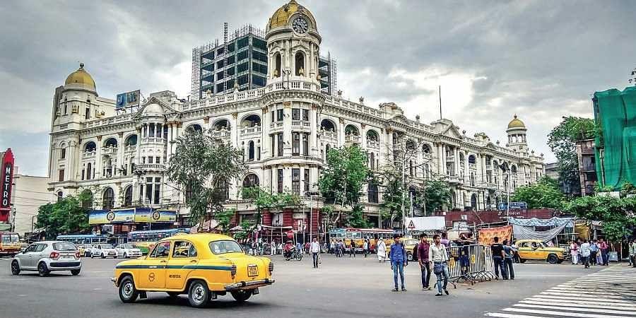 Metropolitan Building in Kolkata