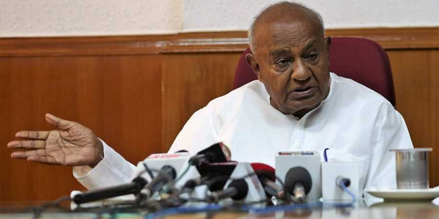 At least now on, let there be total unity in coalition: JDS supremo Deve Gowda