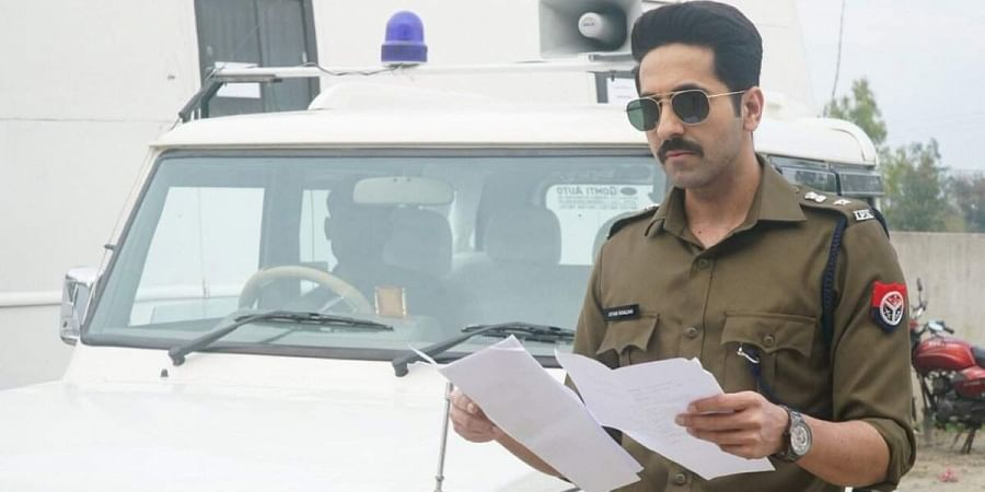 Image result for Ayushmann Khurrana talks about Article 15: Was always intrigued by caste divide in India