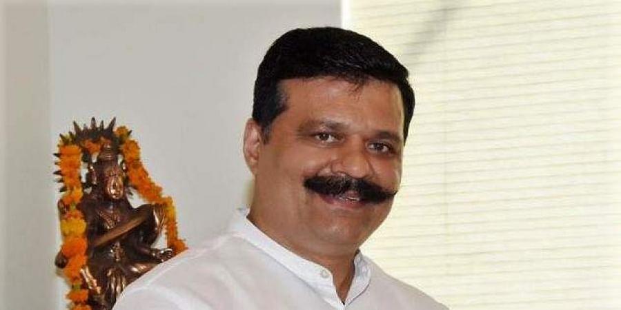 Uttarakhand BJP MLAKunwar Pranav Singh Champion