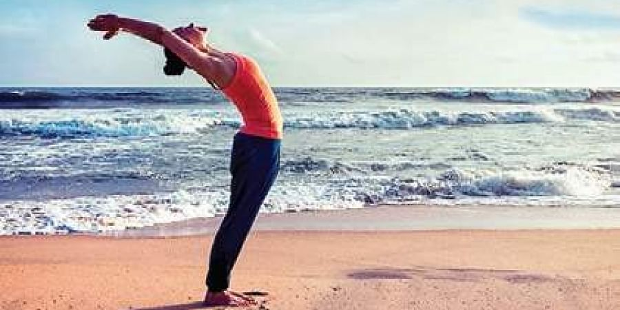 Getting Bogged down by stress? Try these asanas to let it all go
