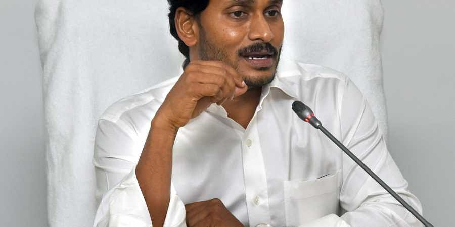 Jagan Mohan Reddy, Andhra CM