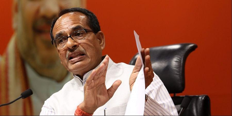 Former Madhya Pradesh CM Shivraj Singh Chauhan