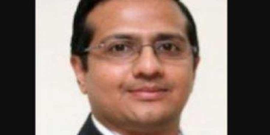 Logo Infosoft CEO Vinod Subramanian